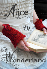 alice in wonderland tiny owl knits