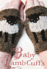 baby lamb cuffs tiny owl knits