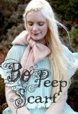 bo peep scarf tiny owl knits