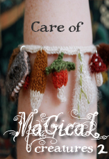 care of magical creatures 2 tiny owl knits