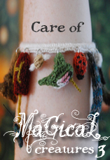 care of magical creatures 3 tiny owl knits