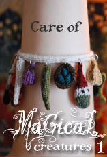care of magical creatures tiny owl knits