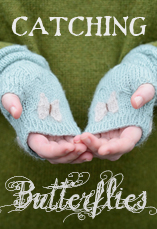 catching butterflies tiny owl knits