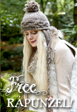 free rapuzel! tiny owl knits
