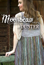 moonbeam duster tiny owl knits