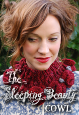 the sleeping beauty cowl tiny owl knits