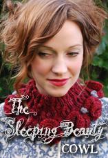 the sleeping beauty cowl tiny owl knits
