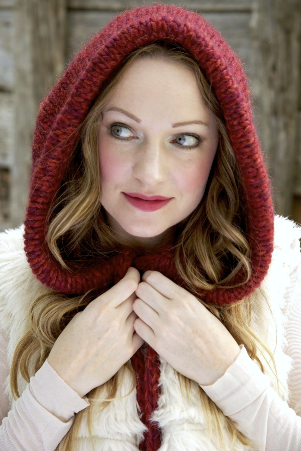 Knitted Cowl Hood Pattern Gallery - handicraft ideas home decorating