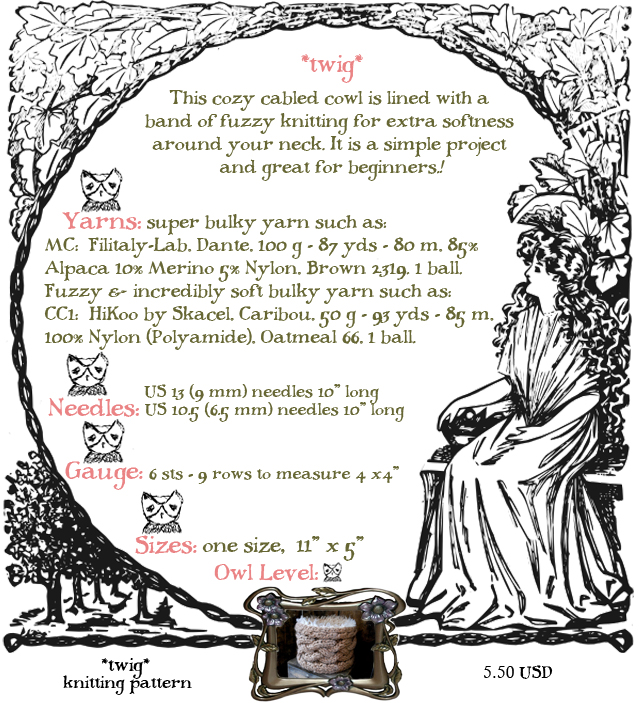 twig pattern info