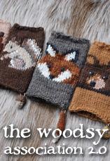 woodsy association 2.0 widget