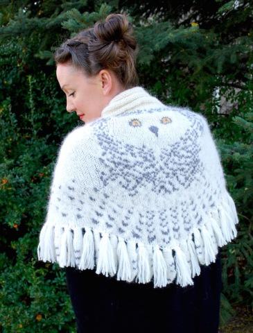 1b37a2a24 *NEW pattern* hedwig! | tiny owl knits