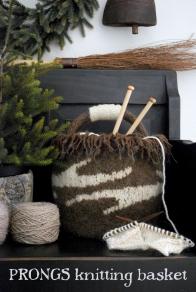 prongs knitting basket tiny owl knits large widget