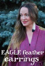 eagle feathers -widget